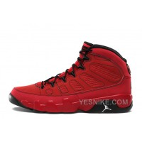 "Big Discount! 66% OFF! Air Jordan 9 Retro ""Motorboat Jones"" Challenge Red/White-Black For Sale"