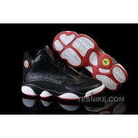 Big Discount! 66% OFF! Nike Air Jordan 13 XIII Enfant Noir/Blanc