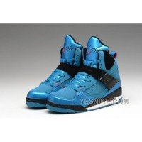 Big Discount! 66% OFF! Air Jordan Flight 45 Femme Bleu/Noir