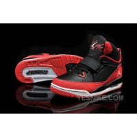 Big Discount! 66% OFF! Air Jordan Flight 97 Black White Gym Red Cheap For Sale Online