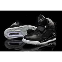 Big Discount! 66% OFF! Air Jordan Flight 97 Black/White/Wolf Grey/Anthracite For Sale