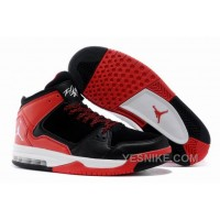 Big Discount! 66% OFF! Air Jordan Flight Origin Black Red White For Sale