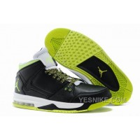 Big Discount! 66% OFF! Jordan Flight Origin Black/Venom Green/Volt Ice/White For Sale JJ42j