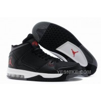 Big Discount! 66% OFF! Jordan Flight Origin Anthracite Black Gym Red White For Sale BXKHx