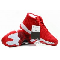 Big Discount! 66% OFF! Air Jordan Future Glow True Red For Sale