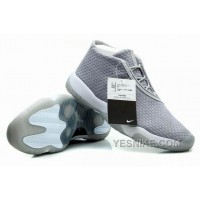 Big Discount! 66% OFF! Air Jordan Future Glow Cool Grey For Sale Jnk2M
