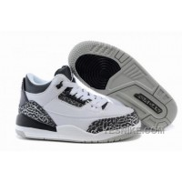 Big Discount! 66% OFF! Air Jordan III (3) Kids-2 CNQ2c