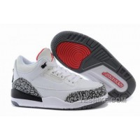 Big Discount! 66% OFF! Air Jordan III (3) Kids-4 XQiwb