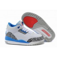Big Discount! 66% OFF! Air Jordan III (3) Kids-8 C2ctF