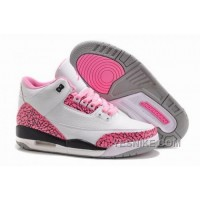 Big Discount! 66% OFF! Air Jordan III (3) Retro Women-35 GmaKw