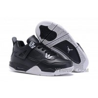 Big Discount! 66% OFF! Air Jordan IV (4) Kids-57 6sTmP