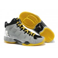 Jordan Melo M10 Metallic Silver Black/Volt For Sale