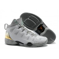Jordan Melo M10 White Gray Custom For Sale Cheap To Buy