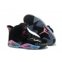 Big Discount! 66% OFF! Air Jordan VI (6) Retro Women-1 DBawb