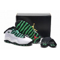 Big Discount! 66% OFF! Air Jordan X (10) Retro Women-6 NEsXW