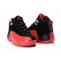 Big Discount! 66% OFF! Air Jordan XII (12) Kids-1 TZW4Y