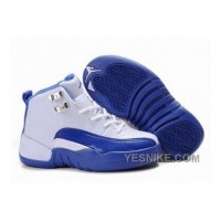 Big Discount! 66% OFF! Air Jordan XII (12) Kids-14 RjfN7
