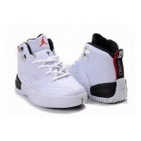 Big Discount! 66% OFF! Air Jordan XII (12) Kids-15 Q7JrZ