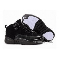 Big Discount! 66% OFF! Air Jordan XII (12) Kids-4 IbZJZ