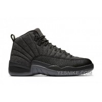 Big Discount! 66% OFF! Air Jordan 12 Retro Wool Dark Grey TWO 3 WbTbQ