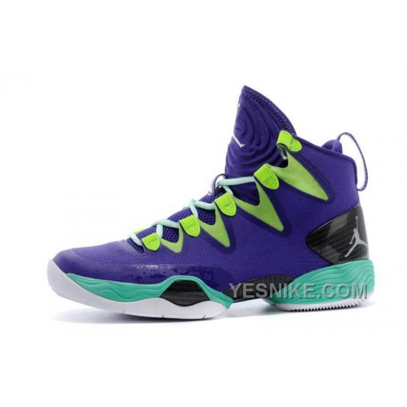newest 8982b c2a68 Air JD XX8 SE Mardi Gras Russell Westbrook PE ...