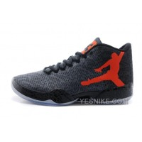 Big Discount! 66% OFF! Air Jordan XX9 (29) Black/Team Orange-Dark Grey Cheap For Sale
