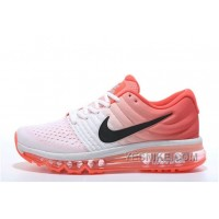 Big Discount ! 66% OFF! Nike Air Max 2017 Womens Running Shoes Black Sale