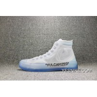 f88c65e3ab61 OFF-WHITE X Converse All Star 1970s Converse Joint Publishing Men Shoes  AA3836-100