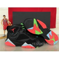 "Big Discount! 66% OFF! Girls Air Jordan 7 Retro 30th ""Marvin The Martian"" For Sale"