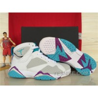 Big Discount! 66% OFF! Girls Air Jordan 7 Retro Neutral Grey/Mineral Blue For Sale