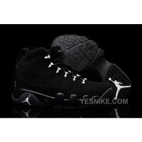 Big Discount! 66% OFF! Girls Air Jordan 9 Anthracite/White-Black For Sale KDwBQ