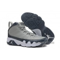 Big Discount! 66% OFF! Air Jordans 9 Retro Medium Grey/Cool Grey-White For Sale