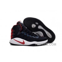 "Big Discount ! 66% OFF! Girls Nike Hyperdunk 2016 ""USA Away"""