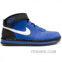 Big Discount! 66% OFF! Air Jordan 1 Alpha Outdoor Cc Sabathia New York Yankees Black Blue 407489-401
