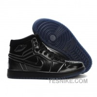 Big Discount! 66% OFF! Air Jordan 1 Anodized Armor Black Anthracite 414823-002