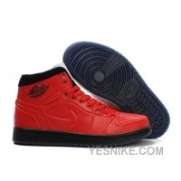 Big Discount! 66% OFF! Air Jordan 1 Anodized Varsity Red Black White 414823-601
