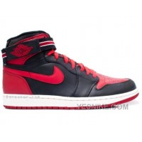 Big Discount! 66% OFF! Air Jordan 1 Bred Black Varsity Red WHhite 342132-061