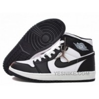 Big Discount! 66% OFF! AirJordan Pas Cher - Air Jordan 1 Retro Noir/Blanc