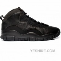 Big Discount! 66% OFF! Air Jordan Retro 10 Shadow Black True Red 2005 130209-001