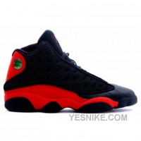 Big Discount! 66% OFF! 414571-010 Bred 13s Air Jordan 13 Black Varsity Red White ( Men Women GS Girls )