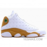 Big Discount! 66% OFF! Air Jordan Retro 13s White Yellow