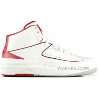 Big Discount! 66% OFF! Authentic 385475-102 Air Jordan 2 Retro White/Black-Varsity Red-Cement Grey J2XEb