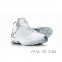 Big Discount! 66% OFF! Air Jordan 22 Silver Anniversary Collection Neutral Grey Metallic Silver