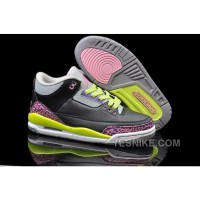 Big Discount! 66% OFF! Women's's Air Jordan III Retro PGyCm
