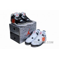 Big Discount! 66% OFF! Jordan 3 - Jordan 4 Cements Pack Limited Editon For Sale