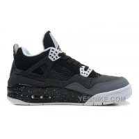 Big Discount! 66% OFF! 626969-030 Air Jordan IV (4) Fear PACK Black White Stealth Cool Grey Platinum(Women Men) NXiNt