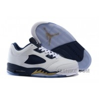 Big Discount! 66% OFF! Men's Air Jordan V Retro Low 7niYF