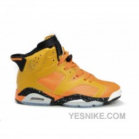 Big Discount! 66% OFF! Air Jordan 6 (VI) Olympics Khaki Orange Black