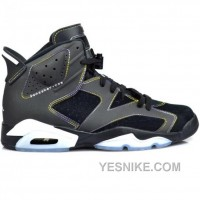 Big Discount! 66% OFF! Air Jordan 6 Los Angles Lakers Edition 384664-002