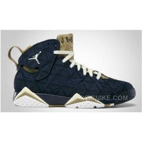 Big Discount! 66% OFF! Air Jordan 7 Retro Obsidian/Natural-Filbert
